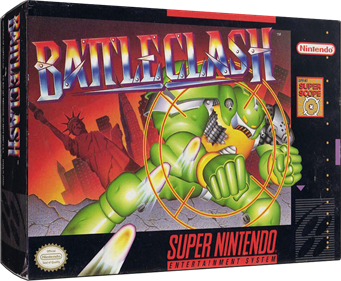 Battle Clash - Box - 3D