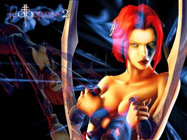 BloodRayne 2 - Screenshot - Game Title