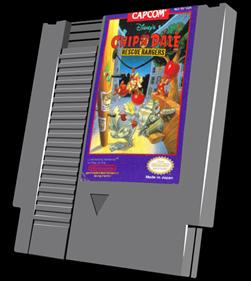 Chip 'N Dale Rescue Rangers - Cart - 3D