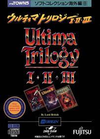 Ultima Trilogy: I ♦ II ♦ III