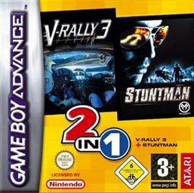 2 in 1: V-Rally 3 + Stuntman