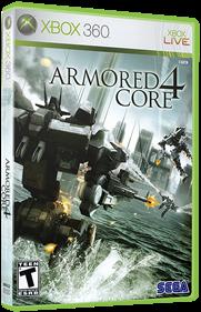 Armored Core 4 - Box - 3D