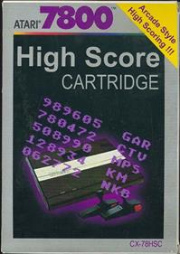 High Score Cartridge