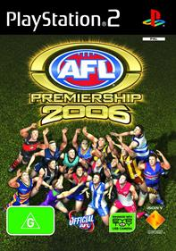 AFL Premiership 2006 - Box - Front
