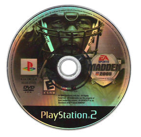Madden NFL 2005: Collector's Edition - Disc