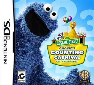 123 Sesame Street: Cookie's Counting Carnival The Videogame