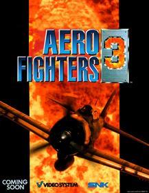 Aero Fighters 3 - Fanart - Box - Front