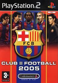 Club Football 2005: FC Barcelona
