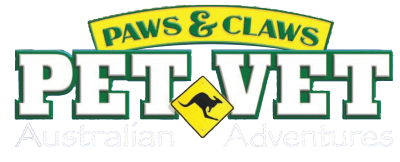 Paws & Claws: Pet Vet: Australian Adventures - Clear Logo