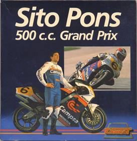 Sito Pons 500cc Grand Prix