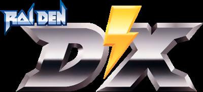Raiden DX - Clear Logo