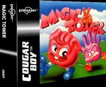 Magic Tower - Box - 3D