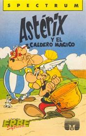 Asterix and the Magic Cauldron - Box - Front