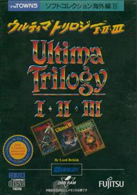 Ultima Trilogy: I ♦ II ♦ III