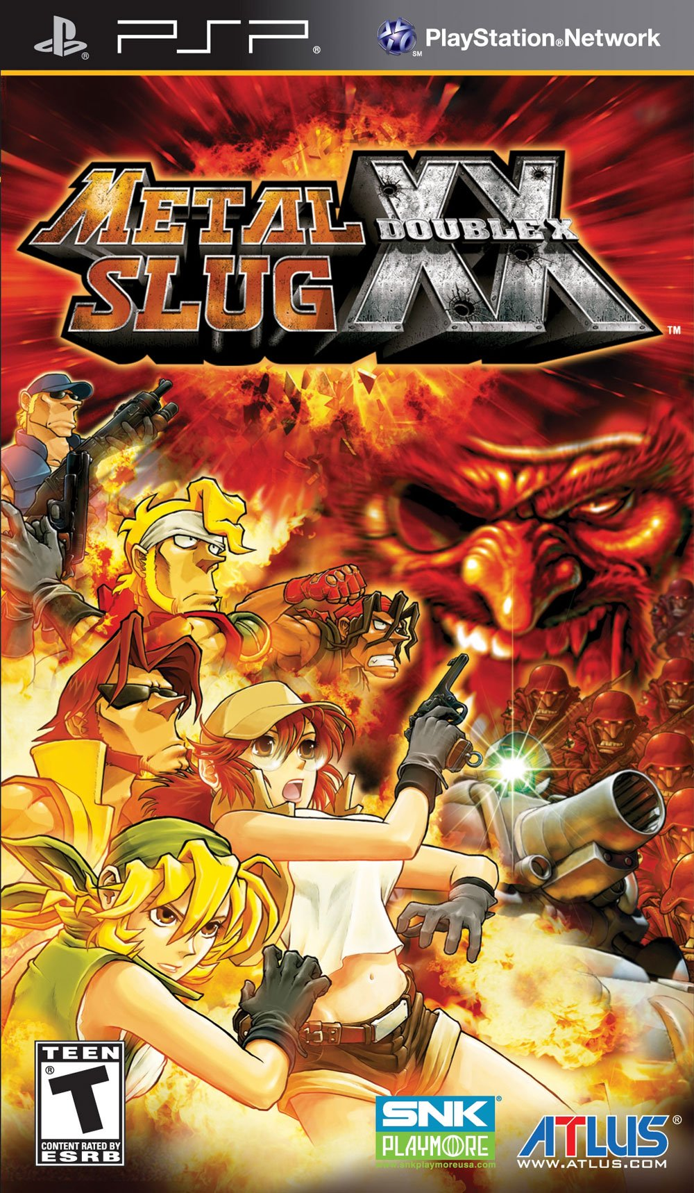Metal Slug XX Details - LaunchBox Games Database