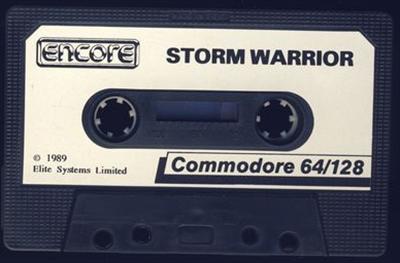 Storm Warrior (Encore) - Cart - Front