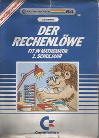 Der Rechenlowe: Fit in Mathematik: 1 Schuljahr
