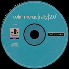 Colin McRae Rally 2.0 - Disc