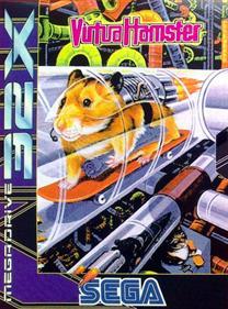 Virtua Hamster - Box - Front