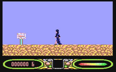 Elvira: The Arcade Game - Screenshot - Gameplay