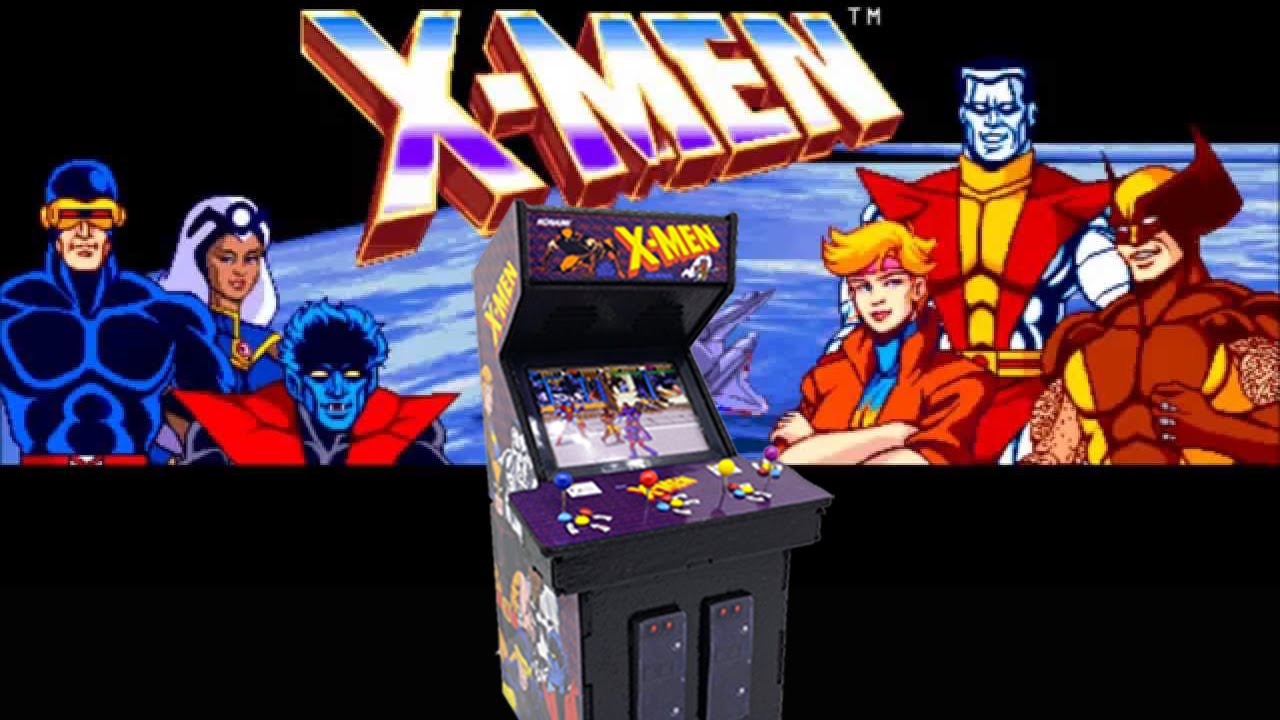 X Men Details Launchbox Games Database