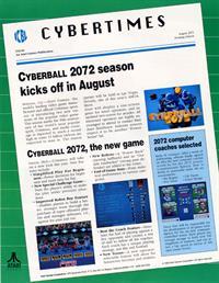 Cyberball 2072