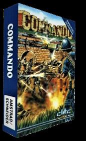 Commando - Box - 3D