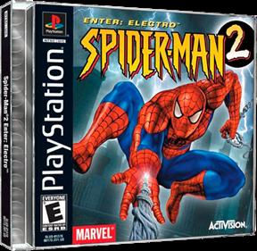 Spider-Man 2: Enter Electro - Box - 3D