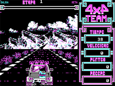4x4 Team - Screenshot - Gameplay