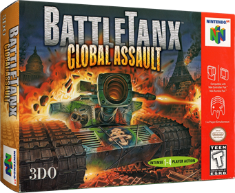 BattleTanx: Global Assault - Box - 3D
