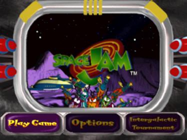 Space Jam - Screenshot - Game Title