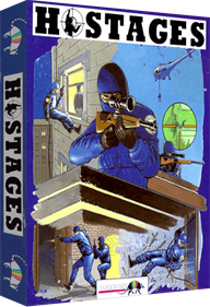 Hostages - Box - 3D