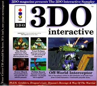 3DO Magazine: Interactive Sampler No 01