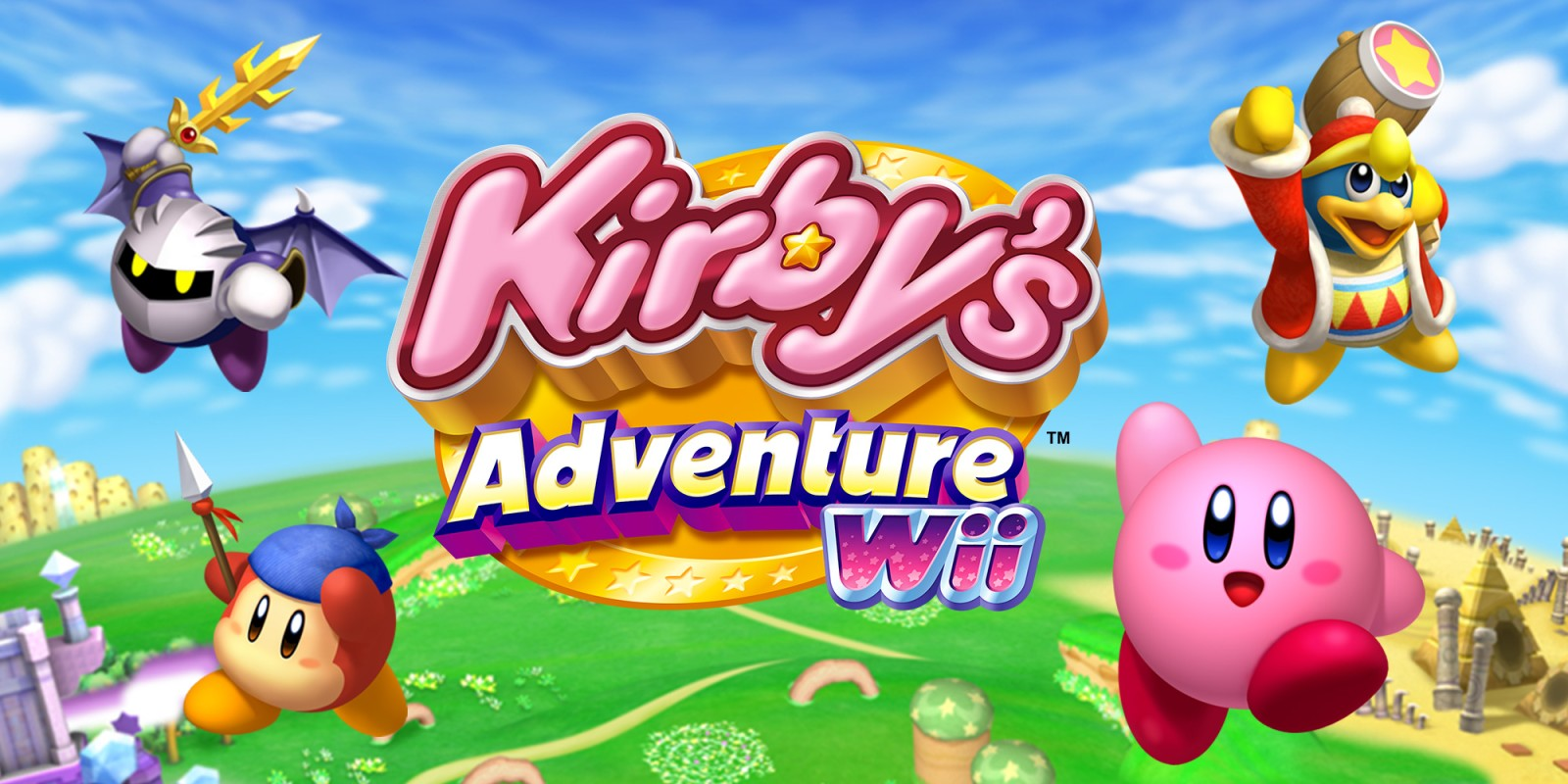 Kirby S Return To Dream Land Details Launchbox Games Database