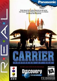 Carrier: Fortress at Sea - Box - Front