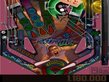Pinball Illusions - Screenshot - Gameplay
