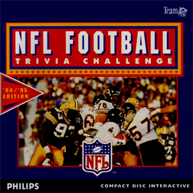 NFL Football Trivia Challenge ('94 - '95 Edition)