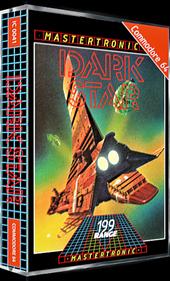 Dark Star (Mastertronic) - Box - 3D