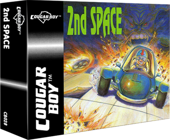 2nd Space - Box - 3D
