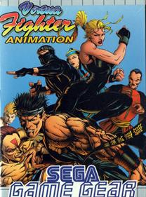 Virtua Fighter Animation - Box - Front