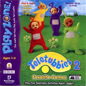 Teletubbies 2: Favorite Games
