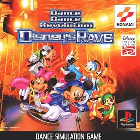 Dance Dance Revolution: Disney Mix - Box - Front