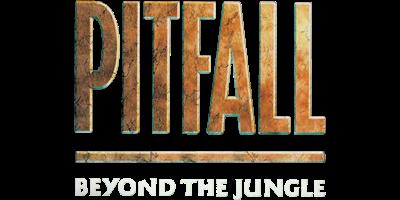Pitfall: Beyond the Jungle - Clear Logo