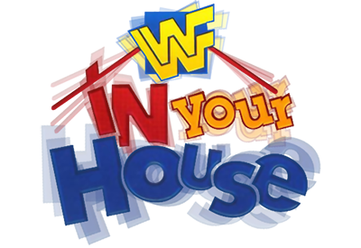 WWF In Your House - Clear Logo