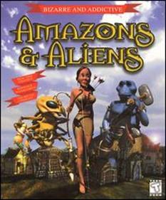 Amazons & Aliens