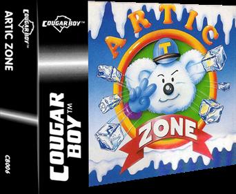 Artic Zone - Box - 3D