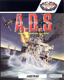 ADS: Advanced Destroyer Simulator - Box - Front
