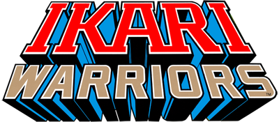 Ikari Warriors - Clear Logo