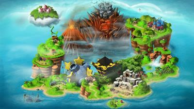 Super Mario RPG: Legend of the Seven Stars - Fanart - Background