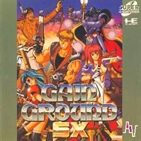 Gain Ground SX